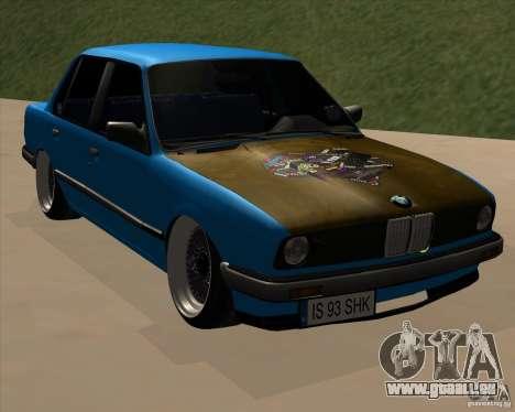 BMW E30 325e Duscchen für GTA San Andreas