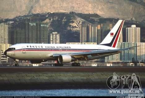 Laden Bildschirme Boeing 767 für GTA San Andreas fünften Screenshot