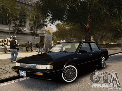 Oldsmobile Cutlass Ciera 1993 pour GTA 4