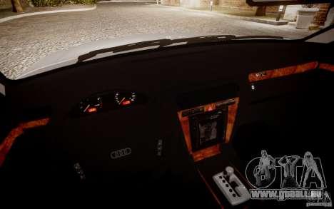 Audi A8 2000 für GTA 4 rechte Ansicht