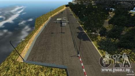 Bihoku Drift Track v1.0 für GTA 4 Sekunden Bildschirm
