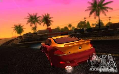 Awesome HD Graphic ENB Setts für GTA San Andreas dritten Screenshot