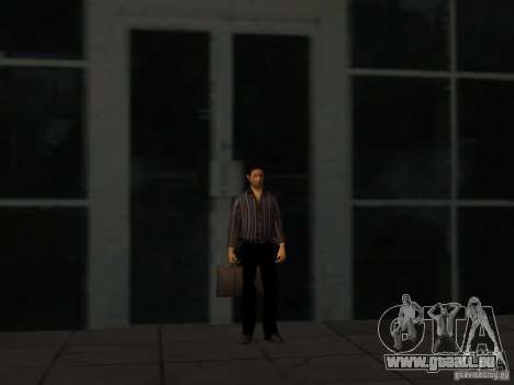Oživlënie Krankenhäuser in Los Santos für GTA San Andreas zweiten Screenshot