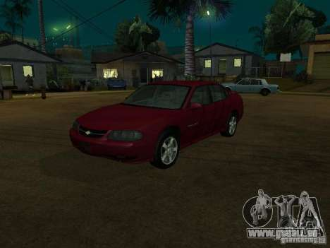 Chevrolet Impala 2003 für GTA San Andreas