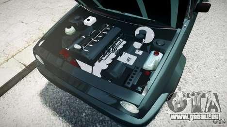 Volkswagen Golf 2 Low is a Life Style für GTA 4 linke Ansicht