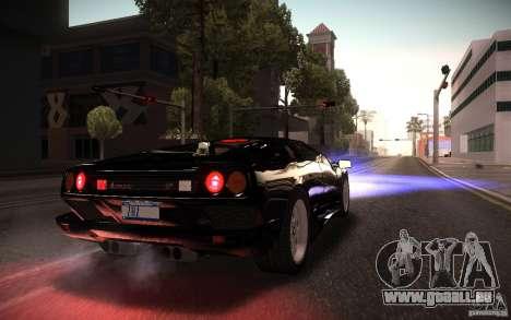 ENBSeries by Gasilovo v3 pour GTA San Andreas quatrième écran