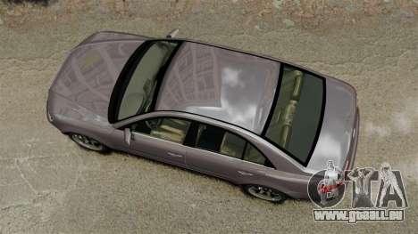 Hyundai Sonata 2008 pour GTA 4 est un droit