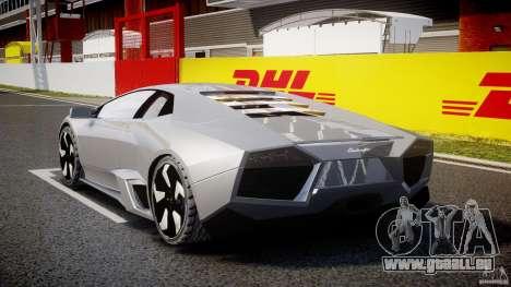 Lamborghini Reventon v2 für GTA 4 Seitenansicht