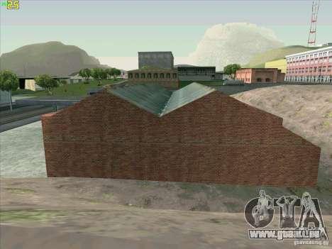 Nouveau garage de Doherty pour GTA San Andreas septième écran