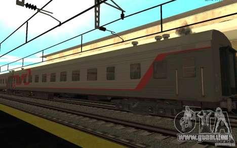 Eisenbahn mod II für GTA San Andreas achten Screenshot