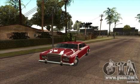 Enb Series HD v2 pour GTA San Andreas dixième écran