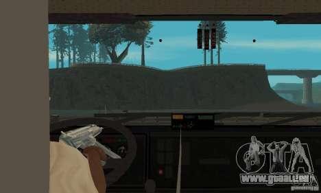KAMAZ 65226 Tai v1.1 pour GTA San Andreas vue arrière