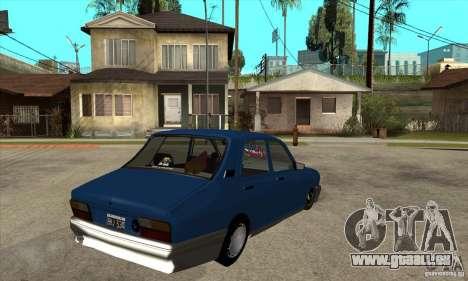 Renault 12 Tuned für GTA San Andreas rechten Ansicht
