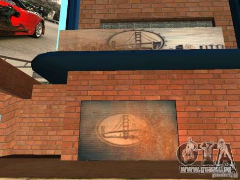 Nouveau transfender dans Los Santos. pour GTA San Andreas troisième écran