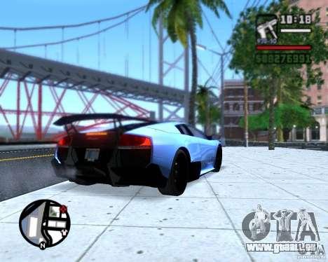 Enb series by LeRxaR pour GTA San Andreas quatrième écran