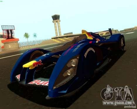 X2010 Red Bull für GTA San Andreas
