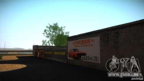 San Fierro Upgrade pour GTA San Andreas onzième écran