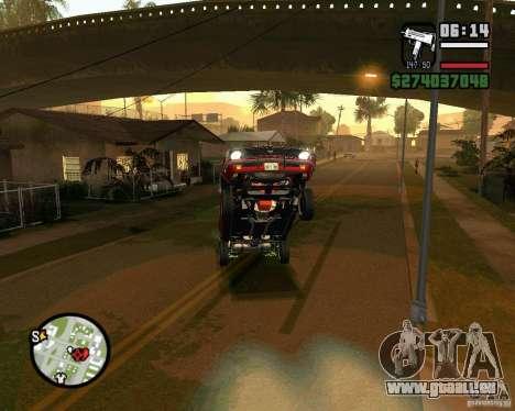 Dragger für GTA San Andreas