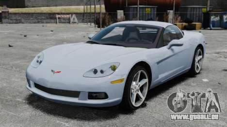 Chevrolet Corvette Z51 pour GTA 4