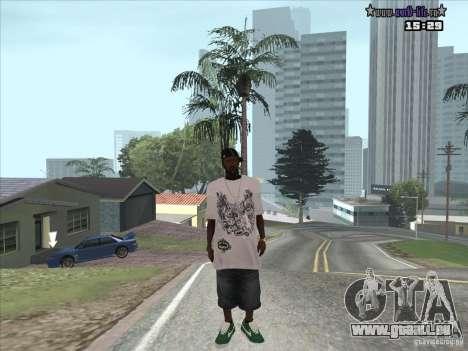 Nouvelle peau Suite pour GTA San Andreas