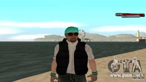 Skin Pack The Rifa Gang HD pour GTA San Andreas sixième écran