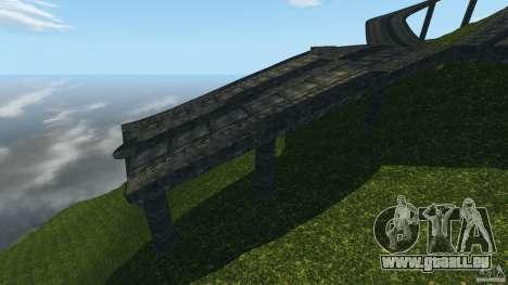Crash Test Mountain pour GTA 4 cinquième écran