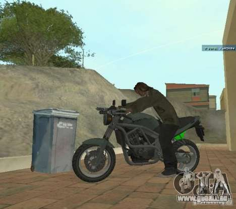 PCJ-600 in GTA IV für GTA San Andreas