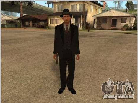 Skins La Cosa Nostra für GTA San Andreas
