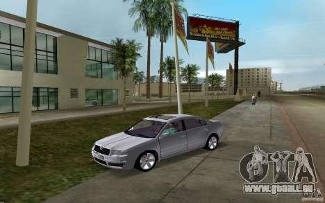 Skoda Superb 2.2 v.4 final für GTA Vice City