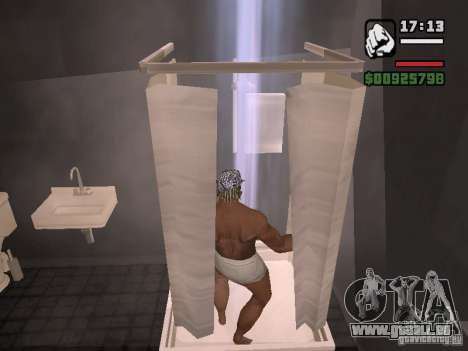 Die realistische Möglichkeit für GTA San Andreas zweiten Screenshot