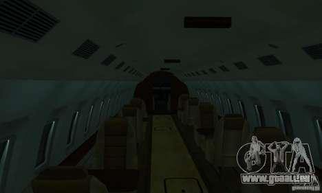 Blue Ghawar pour GTA San Andreas vue de droite