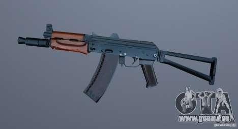 AK-74y für GTA Vice City zweiten Screenshot