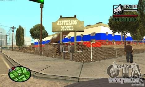 Russische hotel für GTA San Andreas