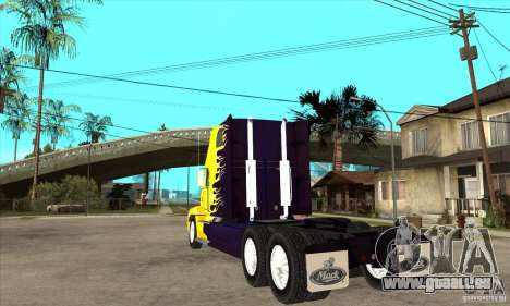 Mack pour GTA San Andreas vue de droite
