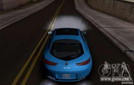 HQ Realistic World pour GTA San Andreas cinquième écran