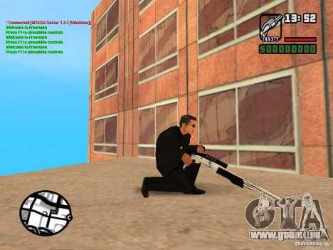 Gun Pack by MrWexler666 pour GTA San Andreas neuvième écran
