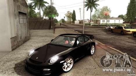 Porsche 911 GT2 RS 2012 pour GTA San Andreas roue