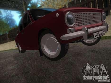 VAZ 2101 für GTA San Andreas Seitenansicht