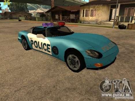 Banshee Police San Andreas pour GTA San Andreas