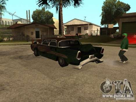 OceanicShit für GTA San Andreas obere Ansicht