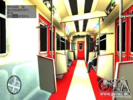 Train View für GTA 4