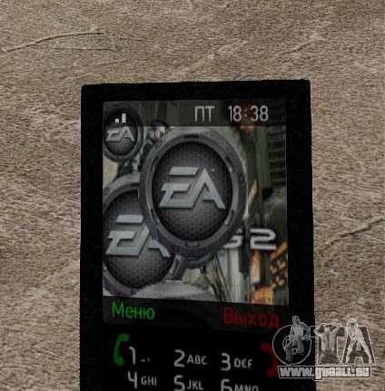 Neue Themen für dein Handy für GTA 4 siebten Screenshot
