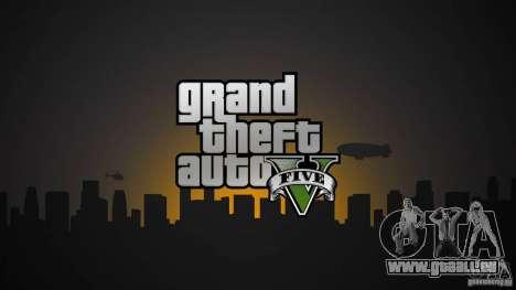 Écrans de chargement de GTA 5 pour GTA San Andreas