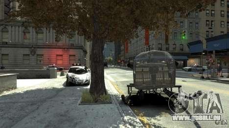 Sparrow Hilator für GTA 4 Seitenansicht