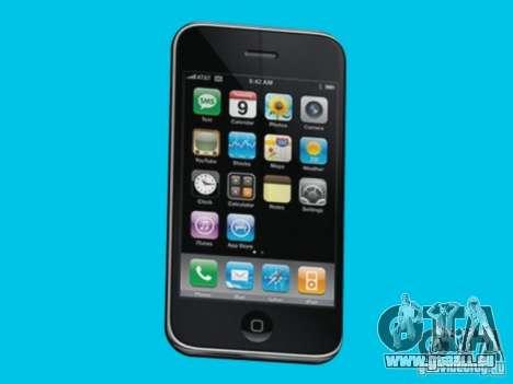 Iphone für GTA San Andreas