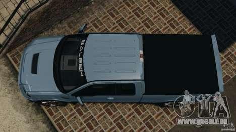 Saleen S331 [Final] pour GTA 4 est un droit