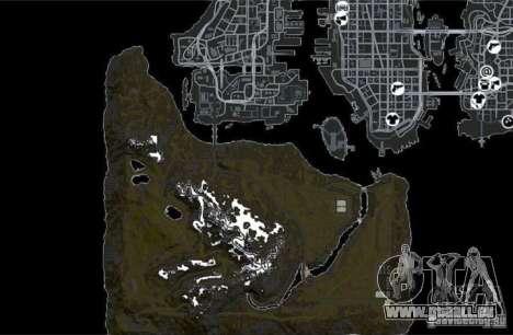 Countryside Mountains V pour GTA 4 neuvième écran