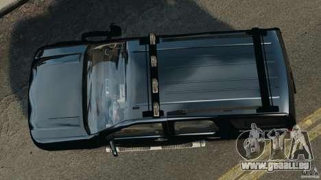 Chevrolet Tahoe LCPD SWAT pour GTA 4 est un droit