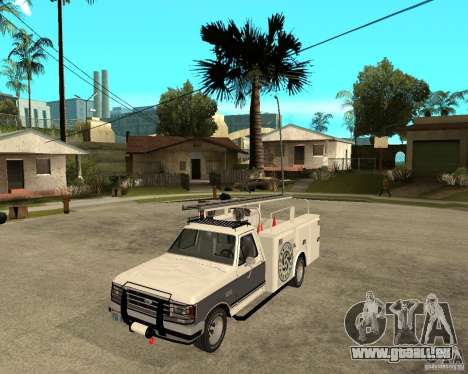Ford F150 1992 Utility Van pour GTA San Andreas