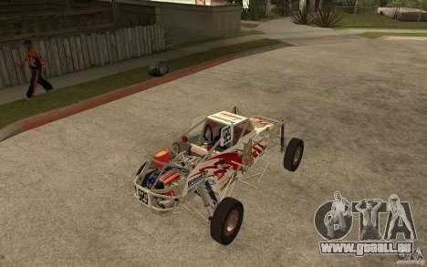 CORR Super Buggy 1 (Schwalbe) pour GTA San Andreas vue de droite